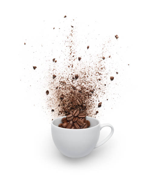 Wake Up MAgazine Coffee Explosion