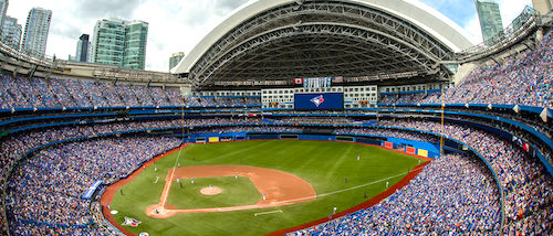 blue jays stadium