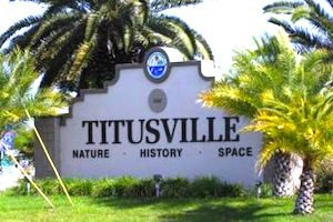 moving to Titusville